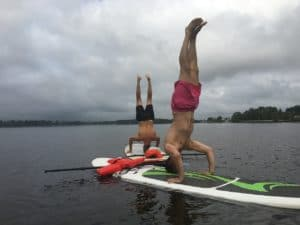 Puerto Vallarta Activities: SUP Yoga Cenote