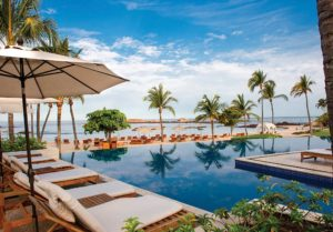 Residents' Beach Club in Punta Mita